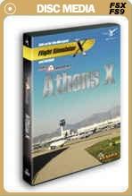 Mega Airport Athens X