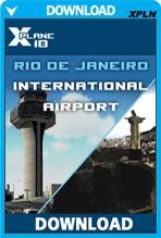 Rio de Janeiro International Airport (X-Plane)