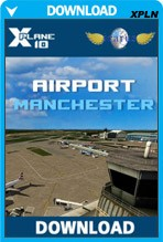 Manchester Airport (X-Plane)