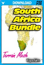 TopoSim - South Africa Bundle