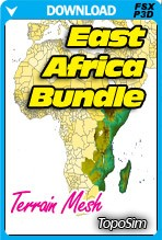 TopoSim - East Africa Bundle