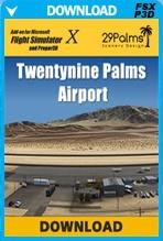 KTNP - Twentynine Palms (FSX+FSX SE+P3D)