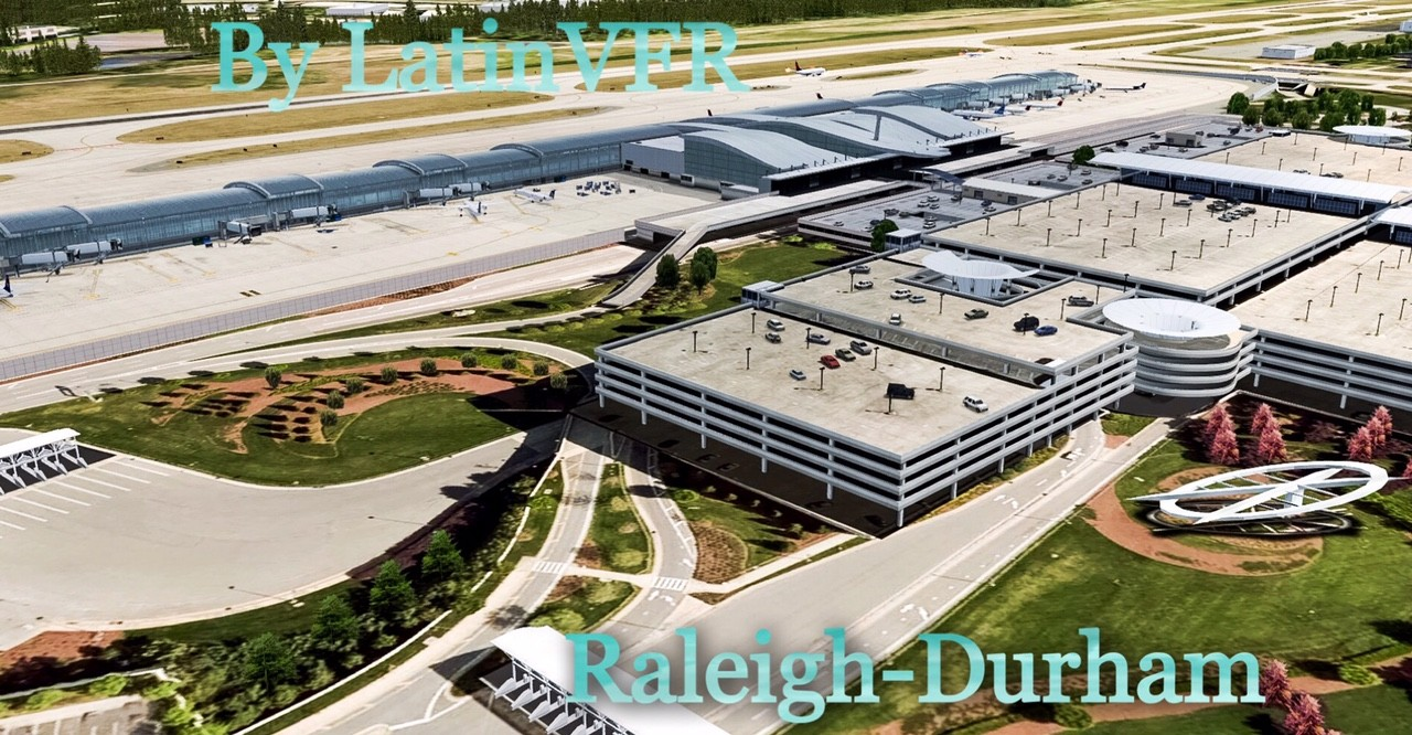 Raleigh Durham International Airport (KRDU)