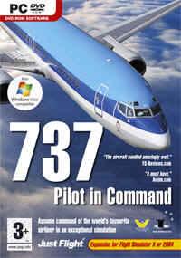 737 Pilot In Command X