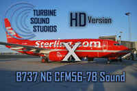 Boeing 737NG CFM56-7B HD Soundpack for FSX