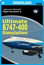Ultimate B747-400 Simulation