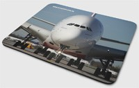 Mouse Pad - Airliner Approaching
