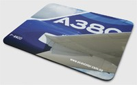Mouse Pad - A380 Tail