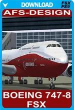 AFS Design - Boeing 747-8