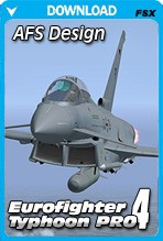 AFS Design - Eurofighter Typhoon Professional 4