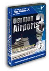 German Airports 3 X
