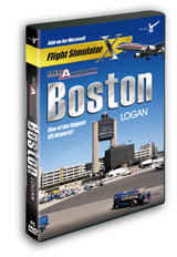 Mega Airport Boston Logan