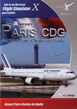 Mega Airport Paris - Charles de Gaulle X