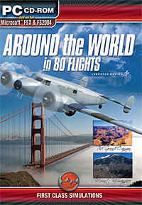 Around the World in 80 Flights