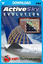 Active Sky Evolution
