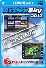 Active Sky 2012 - Upgrade