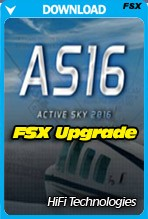 Active Sky 2016 for FSX (UPGRADE Version)