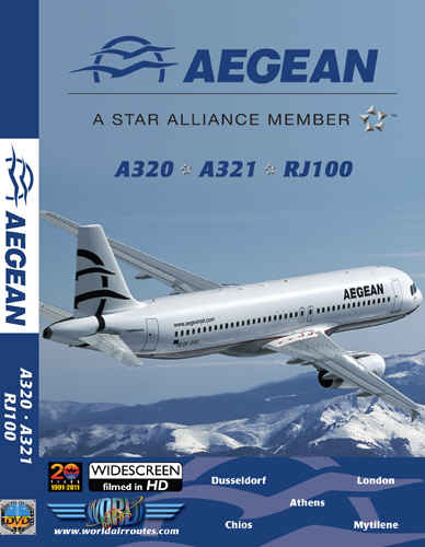 Just Planes DVD - Aegean