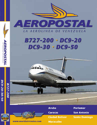 Just Planes DVD - Aeropostal