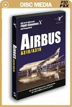 Airbus A318+A319 (FSX+P3D)