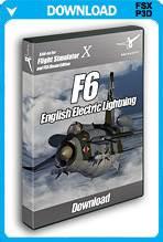 English Electric Lightning F6 (FSX/FSX:SE/P3Dv2)