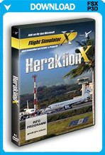 Heraklion X Download Edition (FSX+FSX:SE+P3D+FS2004)