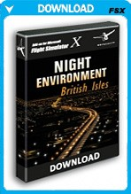 Night Environment British Isles