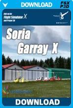 Spanish Airfields: Soria Garray X (FSX+FSX:SE+P3D)