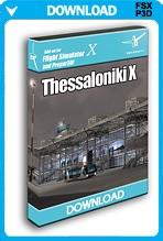 Thessaloniki X (FSX/FSX:SE/P3D)