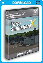 Torp-Sandefjord (FSX/P3D)