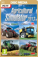 Agricultural Simulator 2013 (PC-DVD)