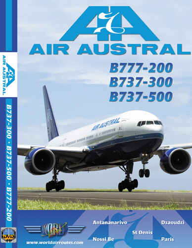 Just Planes DVD - Air Austral