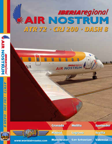 Just Planes DVD - Air Nostrum