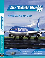 Just Planes DVD - Air Tahiti Nui A340-200