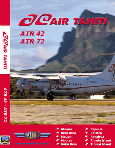 Just Planes DVD - Air Tahiti