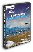 Airport Anchorage for X-Plane 10