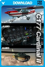 Alabeo C177 Cardinal II (FSX+P3D)