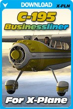 Alabeo C-195 Businessliner v3.2 for X-Plane 10.30+