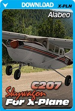 Alabeo C207 Skywagon v3.2 for X-Plane 10.30+