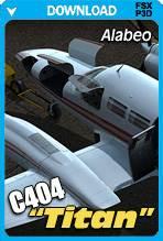 Alabeo C404 Titan (FSX+P3D)