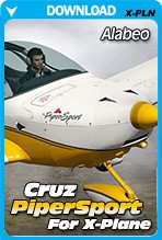 Alabeo Cruz PiperSport v3.2 for X-Plane 10.30+