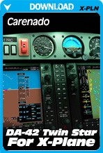 Alabeo DA-42 Twin Star for X-Plane 10.40+