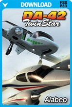 Alabeo DA-42 Twin Star (FSX+P3D)