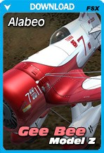Alabeo Gee Bee Model Z (FSX/FSX:SE/P3D)