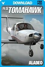 Alabeo PA-38 Tomahawk (FSX/FSX:SE/P3D)