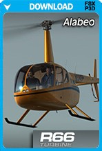 Alabeo R66 Turbine Helicopter (FSX+P3D)