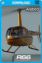 Alabeo R66 Turbine Helicopter (FSX/FSX:SE/P3Dv2-v4)