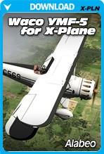 Waco YMF-5 v3 for X-Plane 10.30+