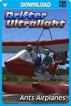 Ant's Airplanes Drifter Ultralight v1.10 (FSX+P3Dv2)