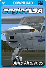 Ant's Airplanes Eaglet V1.20 (FSX+P3Dv2)
